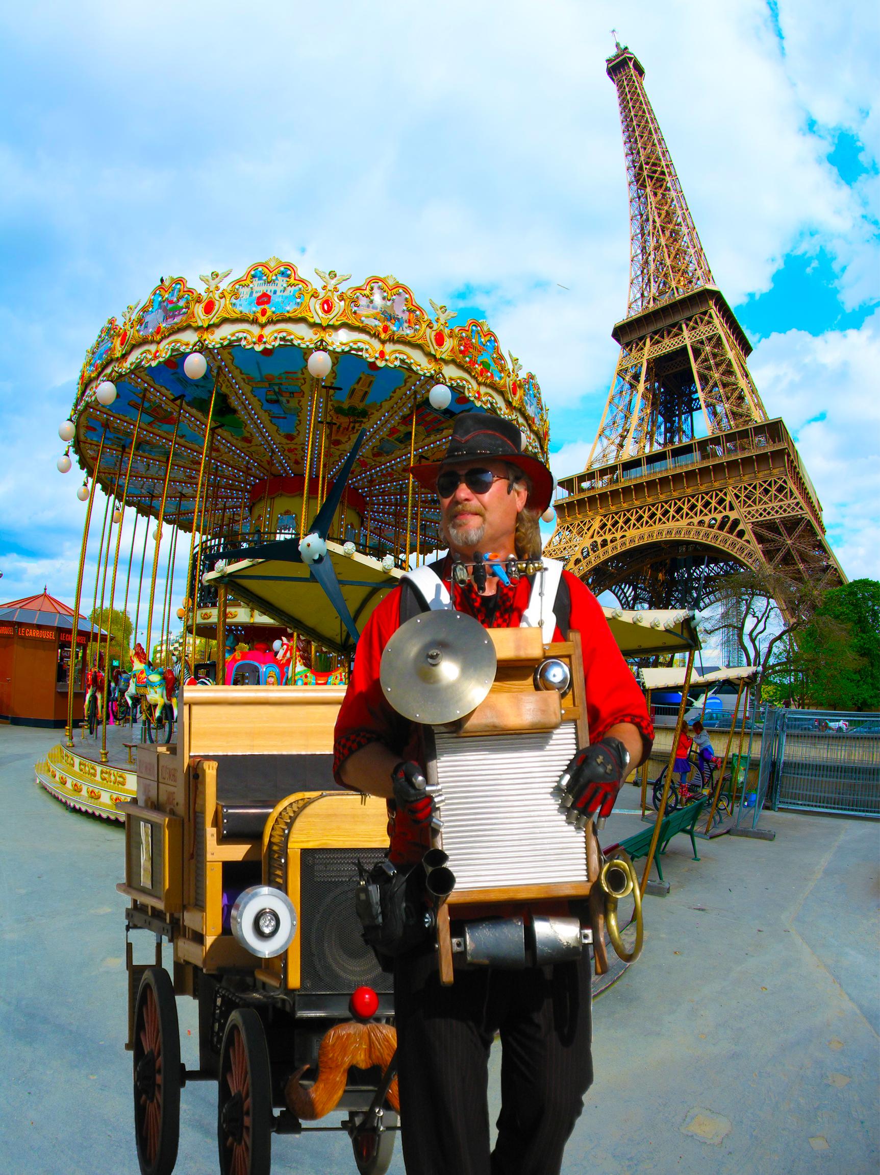 WJ in Paris