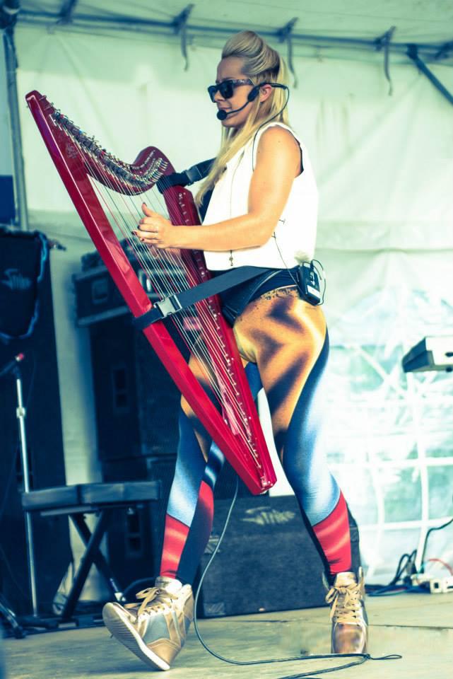Enki Bello Harp International Festival
