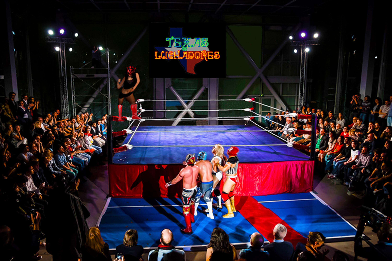 Texas Luchadores Ring