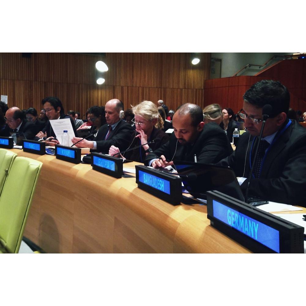 SDGs floor