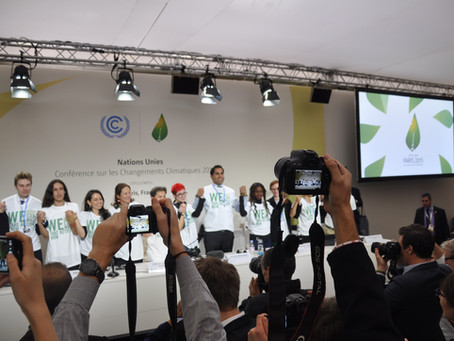 The Power of Media and COP21: A Reflection