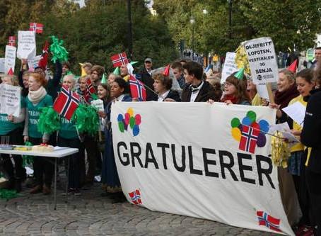 Victory in Lofoten!