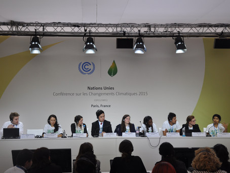 The Youth Complex at COP21