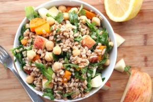 An example of a nice cheap USA vegan meal, credit: USA Today College http://college.usatoday.com/2016/01/23/vegan-trader-joes/