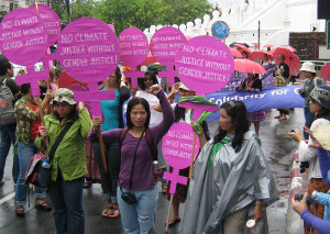 Women and Climate Justice