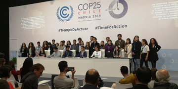 Latinamerica and Caribbean Youth Statement at COP25