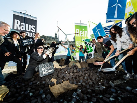 Response to 'Concern' over Reclaim Power Actions at the World Coal Conference