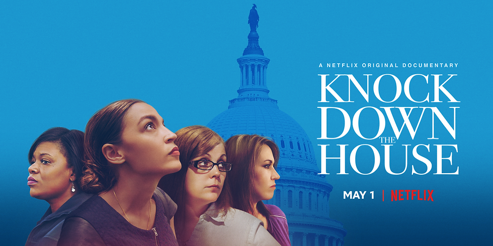 Knock Down the House Film Screening + Q&A