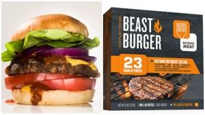 Beyond Meat's beast burger