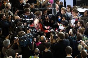 AaN media frenzy