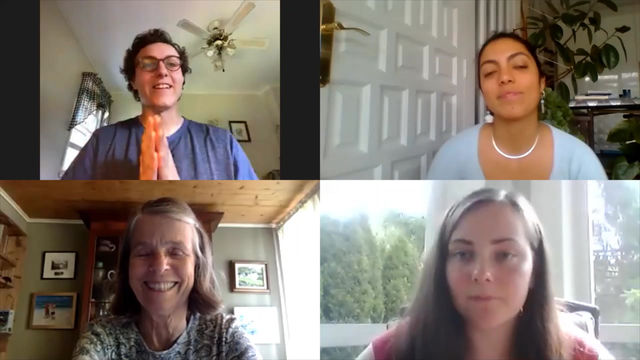 Talking Climate Justice: Zero Waste with Isi, Gabriella, and Carey.