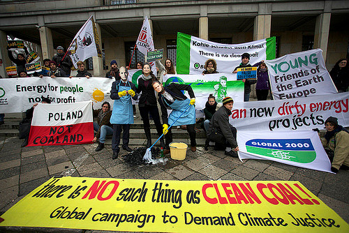 Clean coal? (C) Luka Tomac