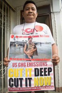 (C) Philippines Movement for Climate Justice