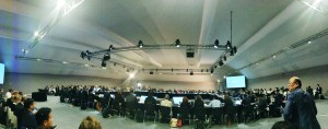 Panorama of an APA meeting on item 3(c). Credit: Jenna Farineau