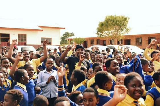 Kabelo-Cheers-Up-The-Matavane-Learners-1