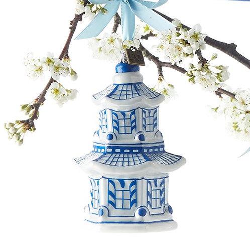 Chinoiserie Pagoda Ornament