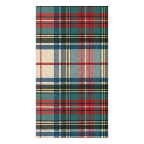 Dress Stewart Tartan Guest Towel
