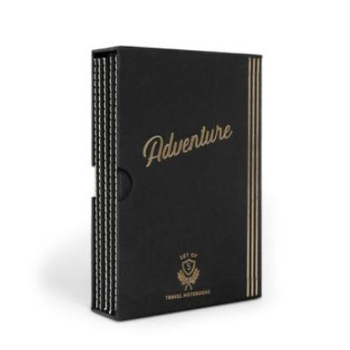 Adventure Set/5 Travel Planners