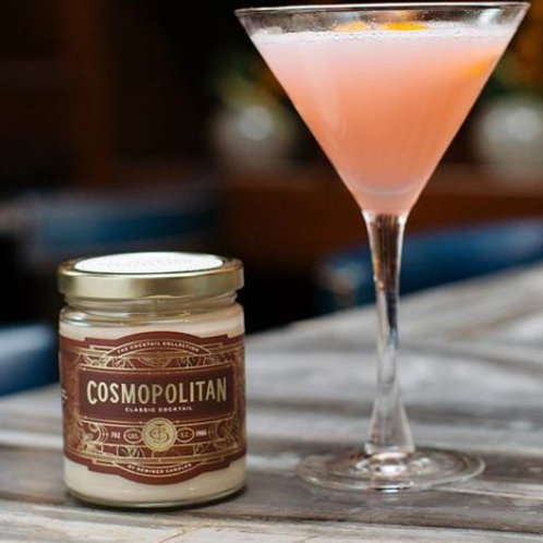 Rewined Cosmopolitan Candle