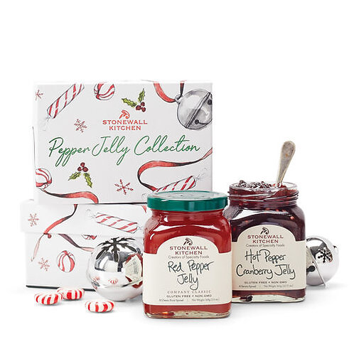 Pepper Jelly Collection Gift Set