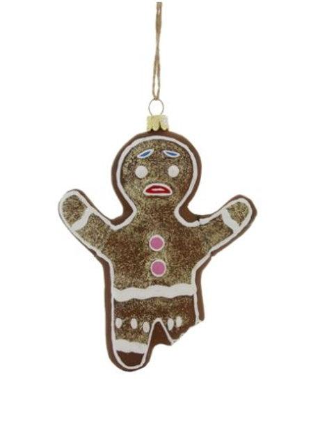 Poor Gingerbread Man Ornament