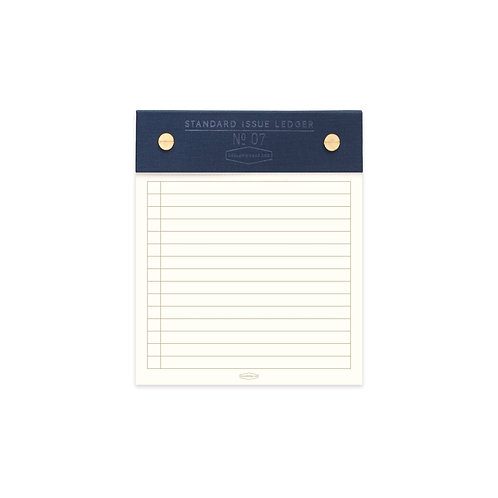 Blue Standard Issue Note Pad