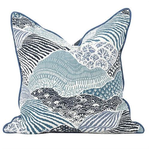 """Windsor Park Ocean 20"""" Pillow"""