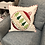 "Thumbnail: Embroidered Ornament 22"" Sq. Pillow"