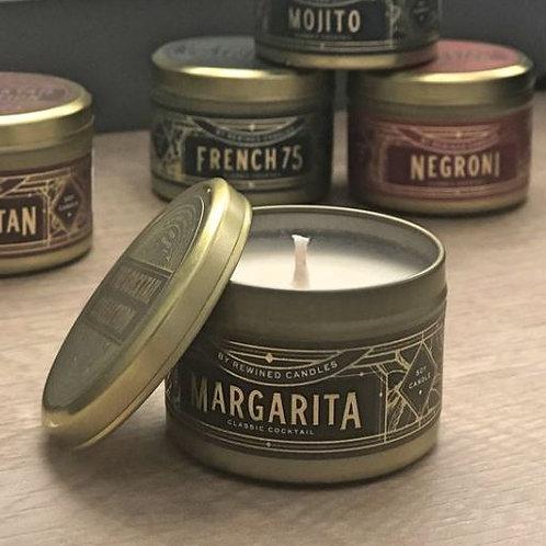 Rewined Margarita Candle Tin