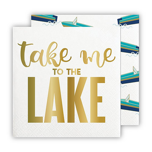 Slant Take Me To The Lake