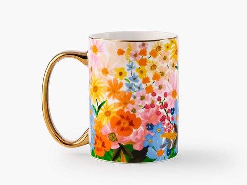 Garden Bouquet Porcelain Mug