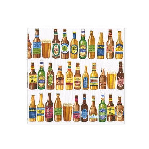 99 Bottles Cocktail Napkin