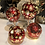 Thumbnail: Twinkle Snowflake Ball On Stand - Small