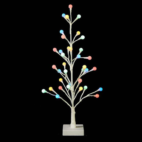 Gum Drop Lighted Tree