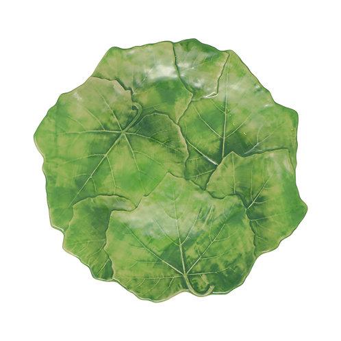 Vietri Foglia Stoneware Salad Plate