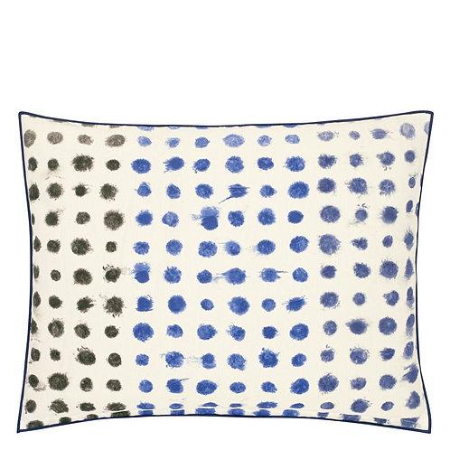 Amlapura Cobalt Outdoor Pillow