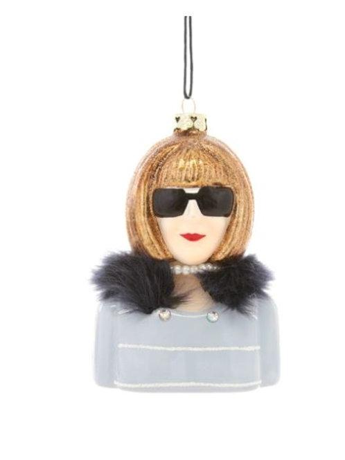 Anna Wintour Ornament