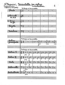 Paganini Tarantella  per orchestra  2.jp