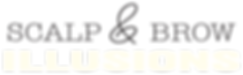 Scalp & Brow Illusions logo