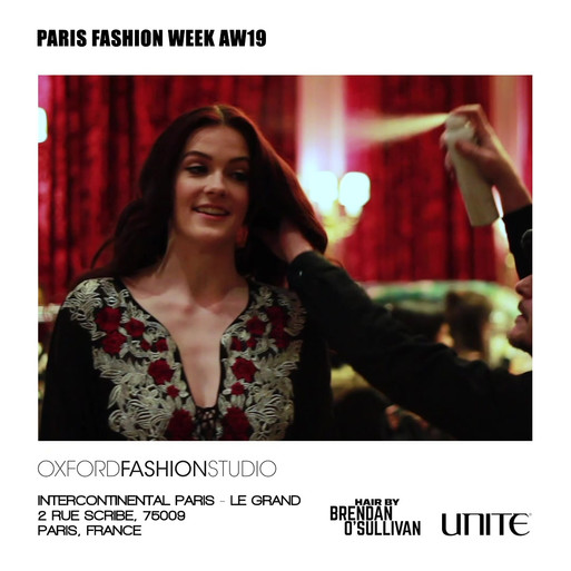 Oxford Fashion Studio at Paris Fashion Week