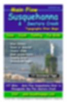Susquehanna River MAin Flow Topographic river maps