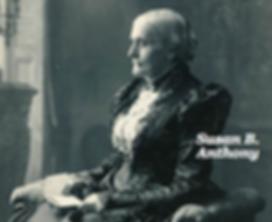 Susan B. Anthony Rochester, New York