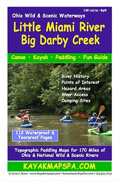 Kayak Big Darby River Ohio