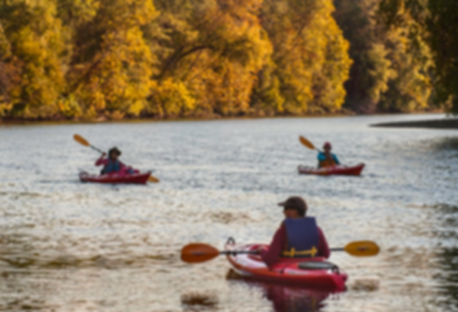 Kayak cano schuylkille rive pennsylvania