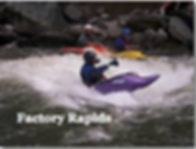 Factory Rapids on the Kokosing River in Ohio