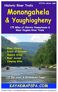 Kayak, Monongahela River Pennsylvania