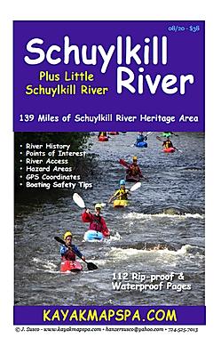 Kayak Canoe Little Juniata River Pennsylvania