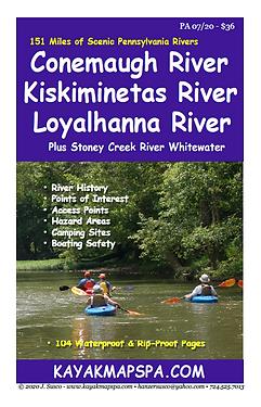 Loyalhanna River Kayak, Canoe
