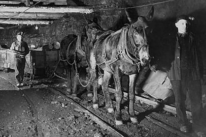 Early American Anthracite coal mining