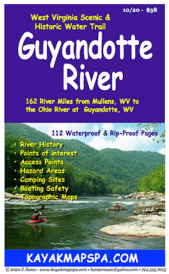 Guyandotte River, West Virginia